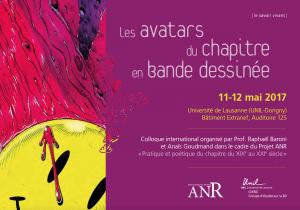 colloque-AvatarsduchapitreenBD-Lausanne