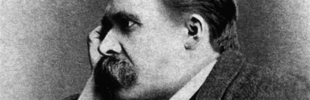 Nietzsche-portrait
