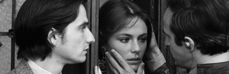 Prod DB © Les Films du Carrosse / DR LA NUIT AMERICAINE de François Truffaut 1973 FRA / ITA avec Jean-Pierre Leaud, Jacqueline Bisset et François Truffaut
