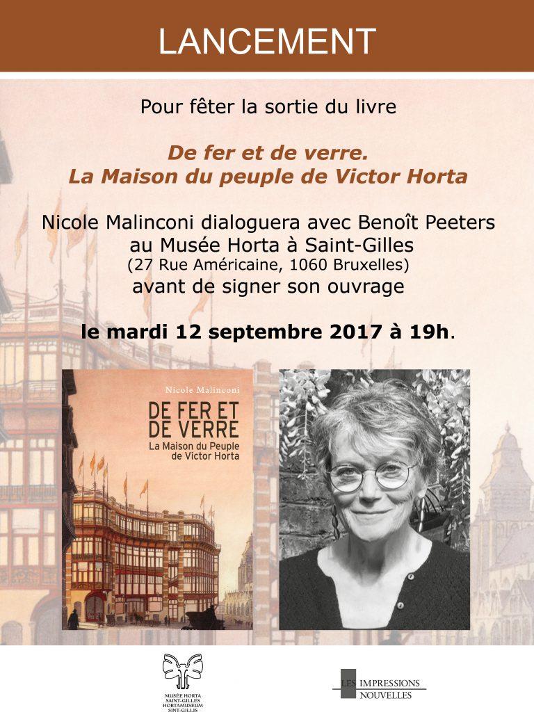 invitation Malinconi Horta